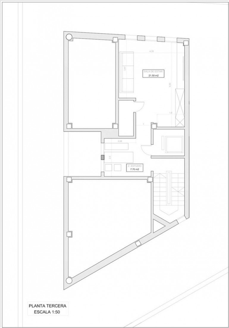 planos Liceo Francés